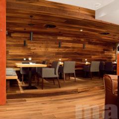Podlahy a obklady stěn