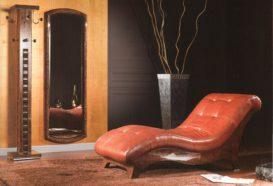 Luxusní, designový, art deco, kvalitní nábytek, interiéry Viola DESING 836 - obývací pokoj, sofa, zrcadlo, stojan